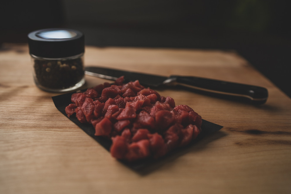 Photo professionnelle nourriture