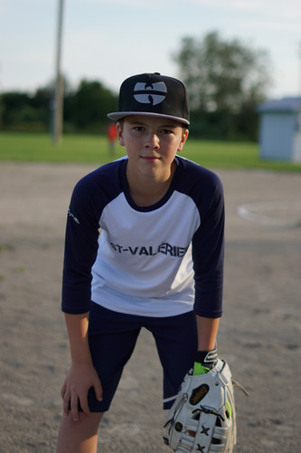 photo portrait baseball