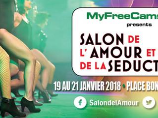 Salon Amour & Séduction de Mtl 19 au 21 janvier 2018