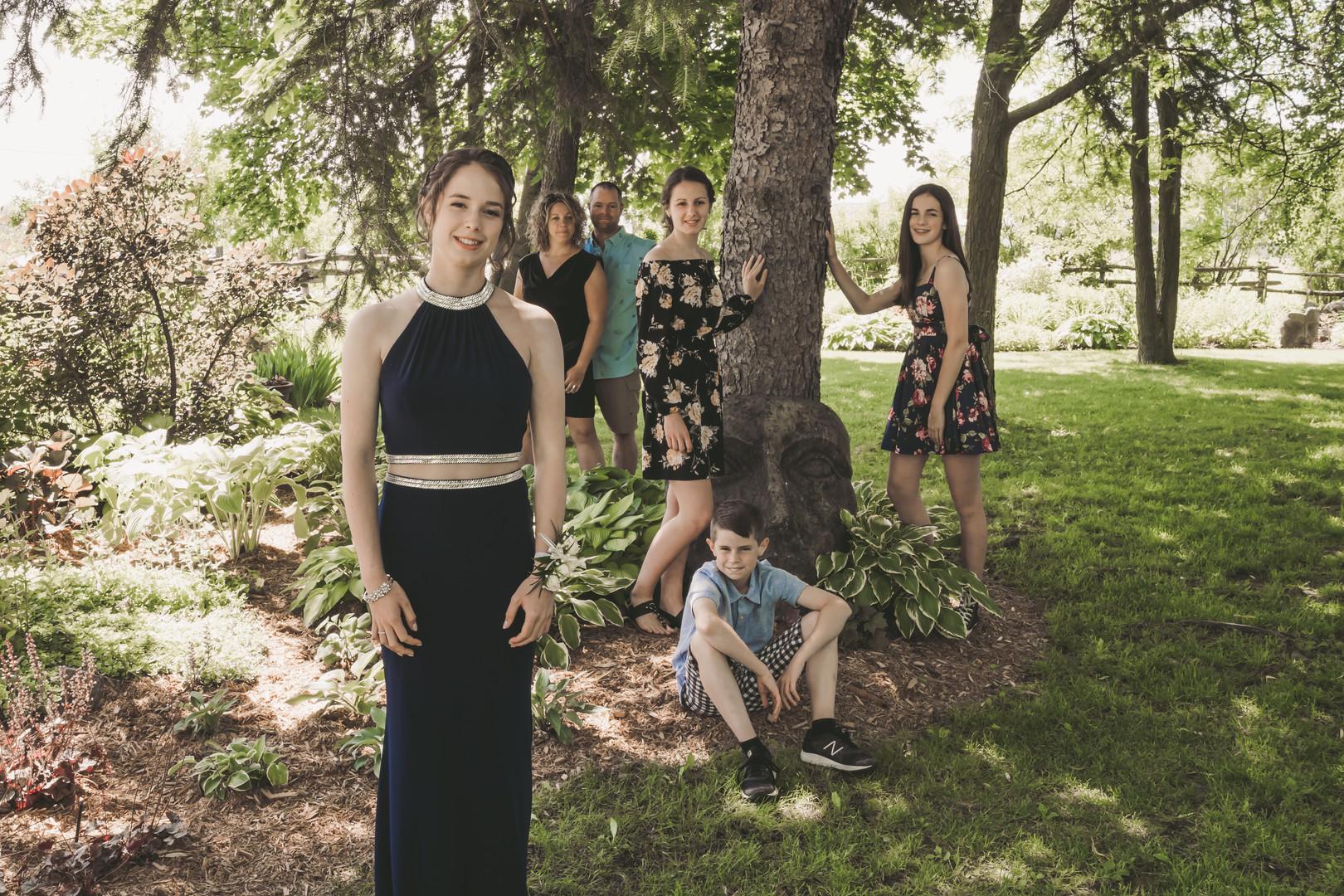 photographe famille extérieur