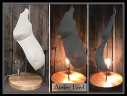 bédaine lampe