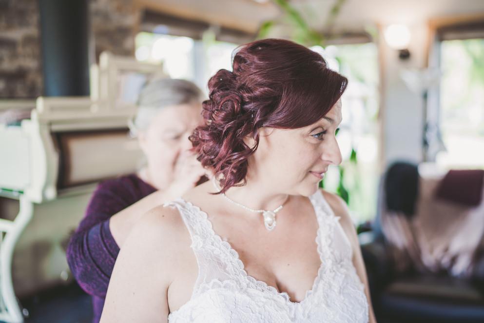 photo préparation mariage 5