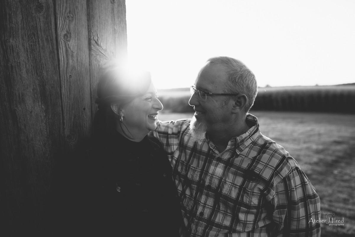 photo pré mariage