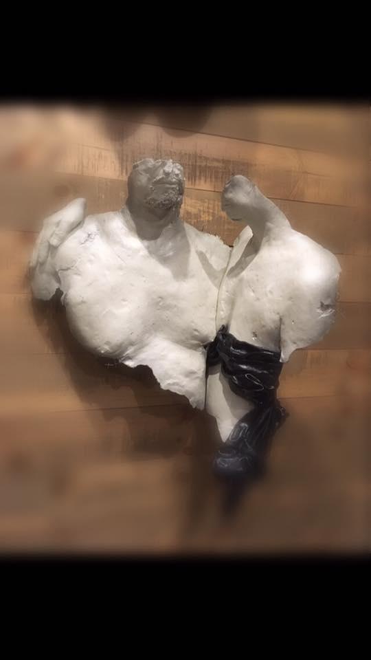 moulage couple artistique