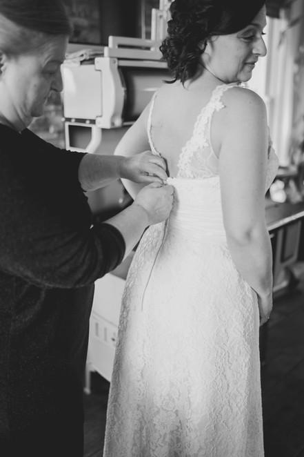 photo préparation mariage 2