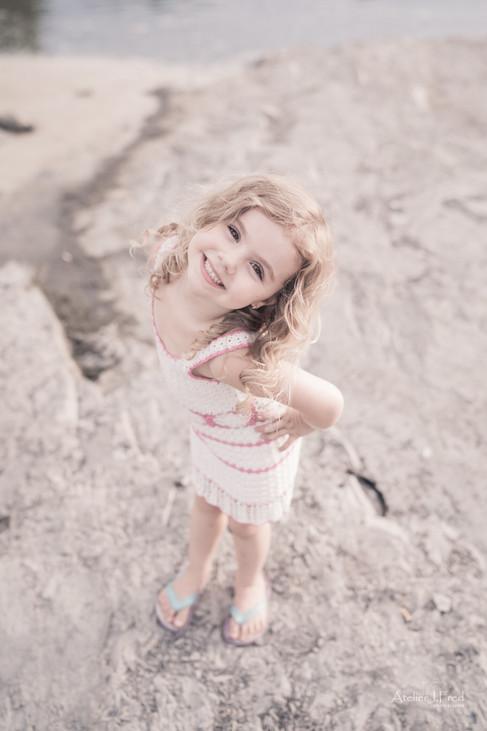 photographie petite fille