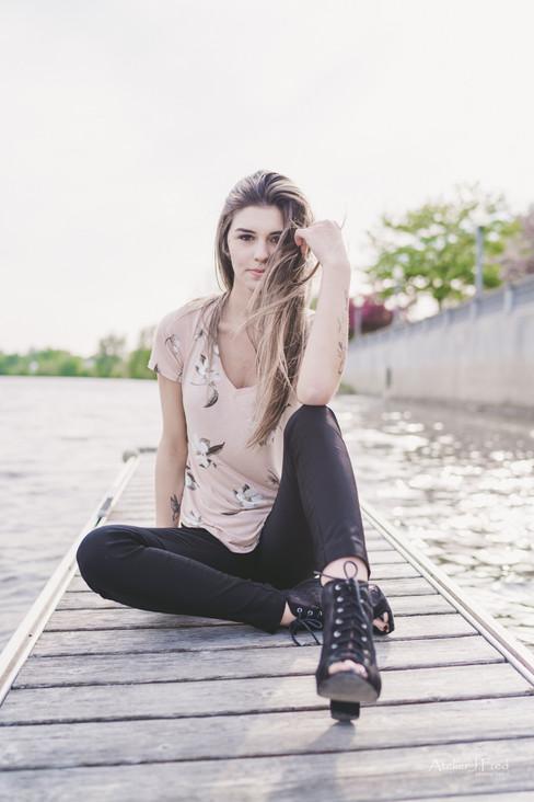 photo femme naturelle