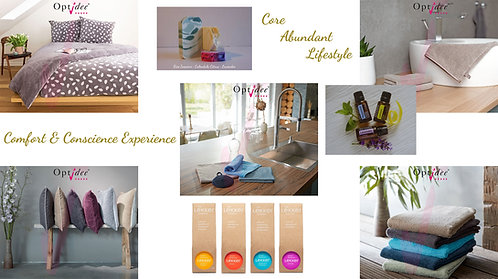 Comfort & Conscience Experience