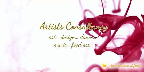 Artists Concultancy • Free acquaintance/ orientation session