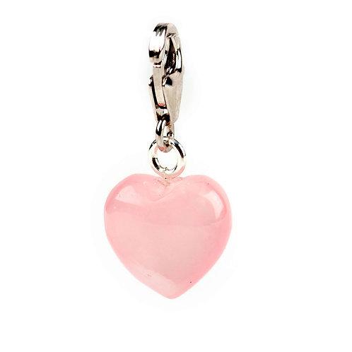 Stones In Love • Charm Pendant Heart