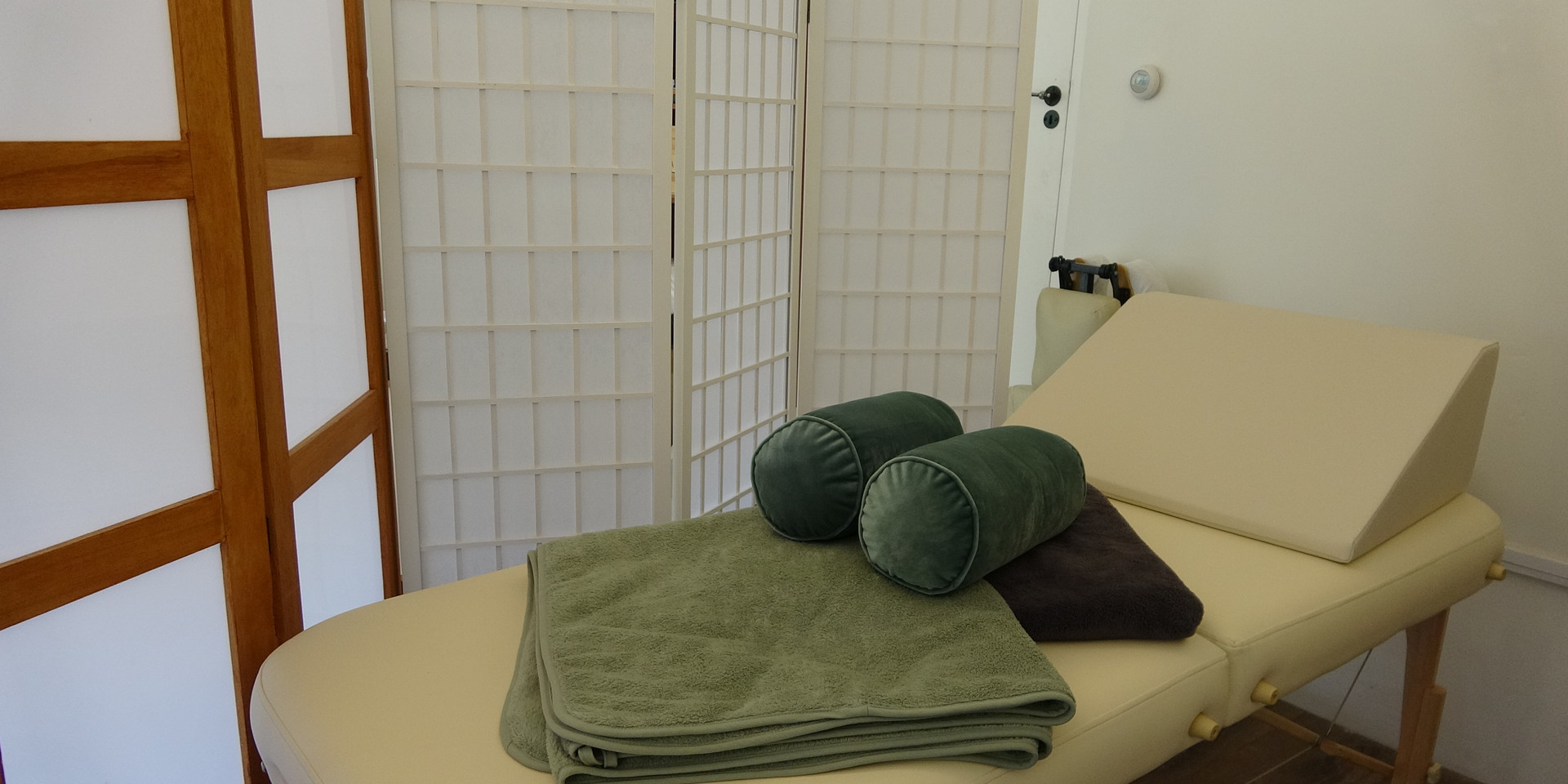 Massage and energetic healing treatments