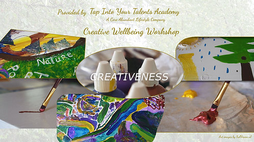Creative Wellbeing Workshop