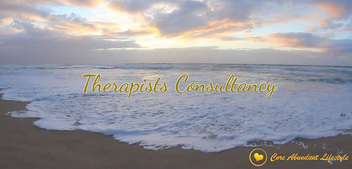 Therapists Consultancy • Free acquaintance/ orientation session