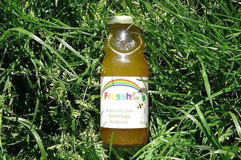 FresshBee Tamarind & Turmeric (curcuma longa) natural drink 200 ml