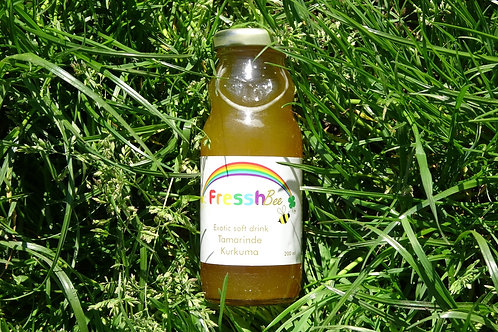 FresshBee Tamarind & Turmeric (curcuma longa) natural drink