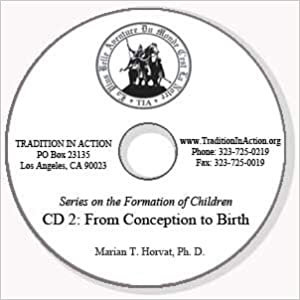 Desde la concepción hasta el nacimiento (CD Dos)