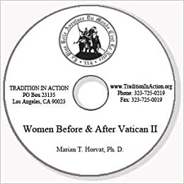 Women Before and After Vatican II