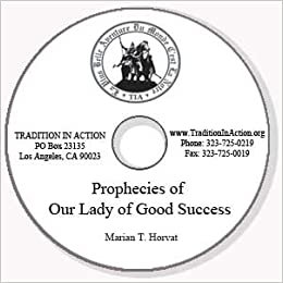 Profecías de Nuestra Señora del Buen Suceso