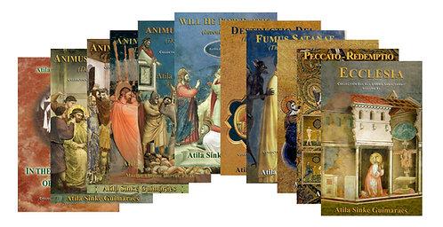 La colección de 11 volúmenes Eli, Eli, Lamma Sabacthani?