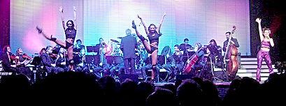 Musical Show, Fame, Ballett, Show