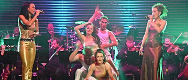 Musical Show,on Broadway, Ballett, Show