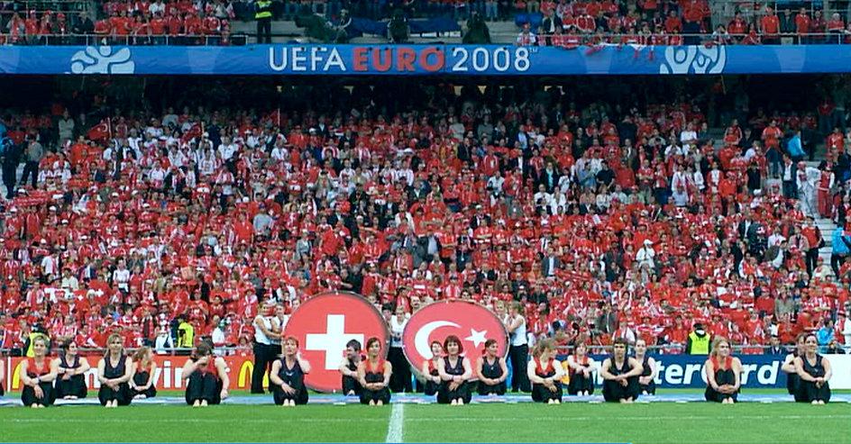 Prematch Ceremoni Euro 2008, Konzept, Regie, Choreographie