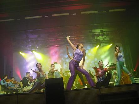 Musical Show, Nubya, Ballett, Show
