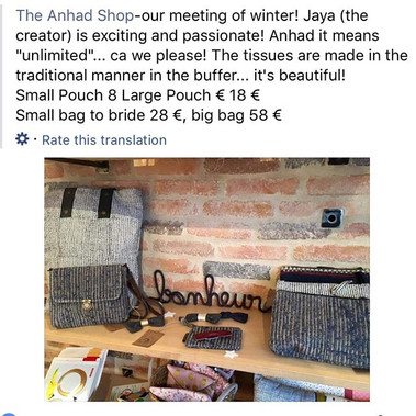 Anhad Bags & Pouches | from Client Diary