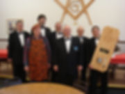 Masonic Chile contest First Place in Min
