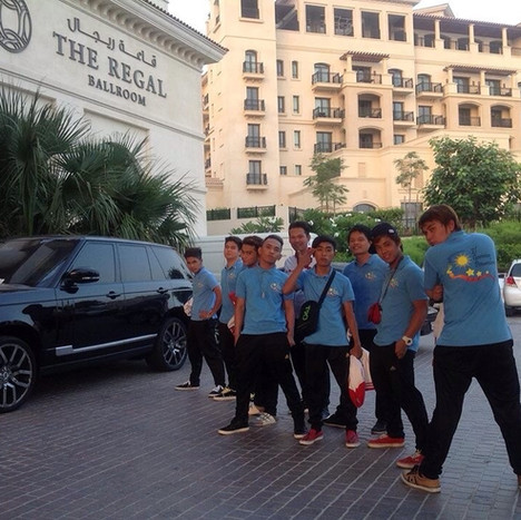 ABU DHABI, UAE 2013