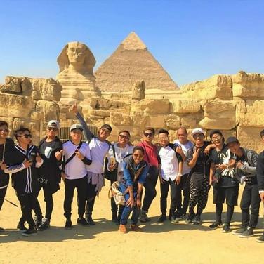 GIZA, EGYPT 2017