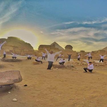 GIZA, EGYPT 2016