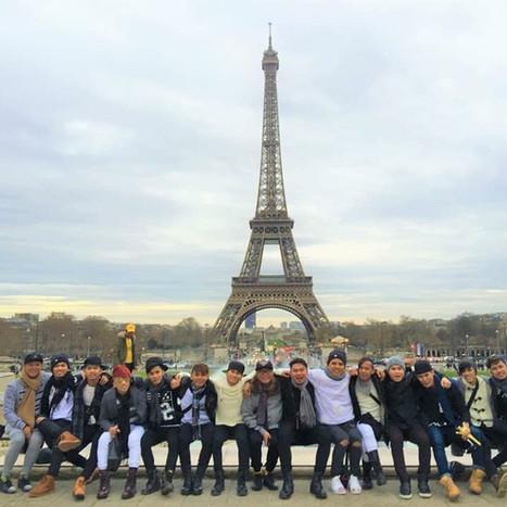 PARIS, FRANCE 2016