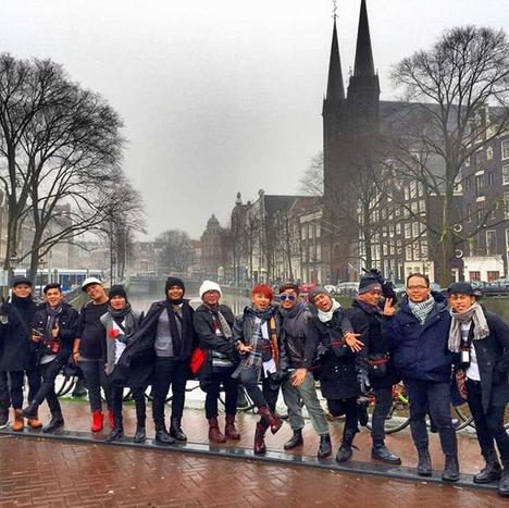 AMSTERDAM, THE NETHERLANDS 2016