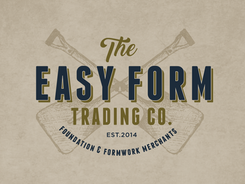 The Easy Form Trading Co Logo Concept 2