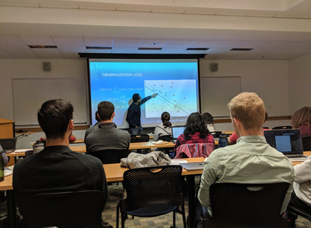 Highlights from the first Machine Learning Journal Club