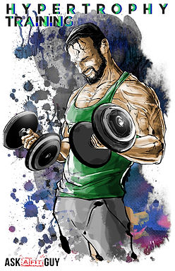 Hypertrophy Training training program by Ask a Fit Guy in the Bay Area CA