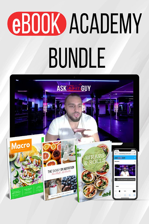 e-Book & Academy Package