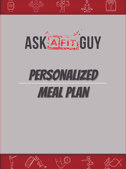 Nutrition Only Plan