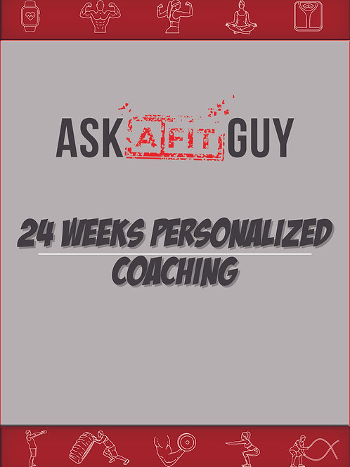 24 Months Online Coaching