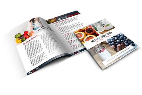 The Skinny On Nutrition eBook