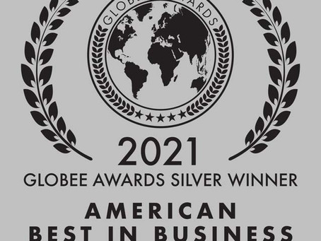 """SAAM Inc., Awarded Gold and Silver Globee for the """"American Best in Business Awards"""""""