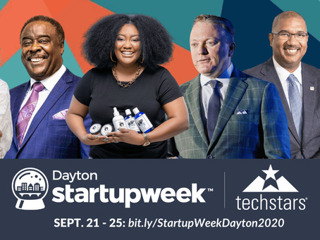 AIMM one of the top 5 Innovation-Based teams selected to pitch at, Early Risers: Startup Week