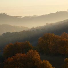 Umbrian Autumnal Landscape