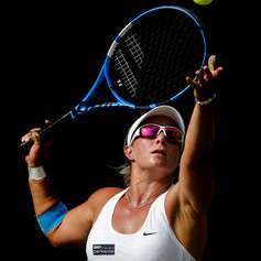 Lucy Shuker - Wheelchair Tennis