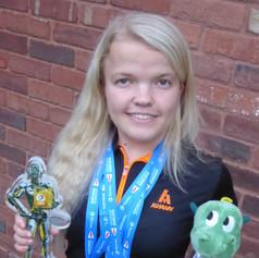 Rebecca Bedford - Para Badminton