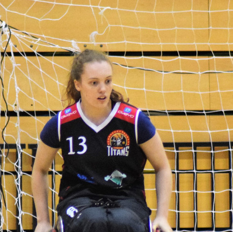 Bethany Wheeler - Wheelchair Basketball