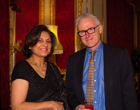 Mrs Choudhire and Hon Rt Norman Lamb.jpg