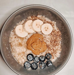 Fit Fridays- Starting your day with healthy fuel is clearly important.