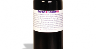 Breast Health Massage Oil 50 ml
